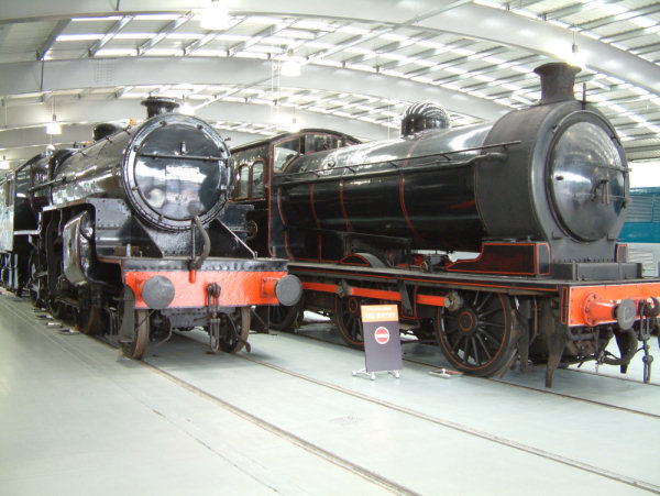 Preseved Railway Pictures and Images